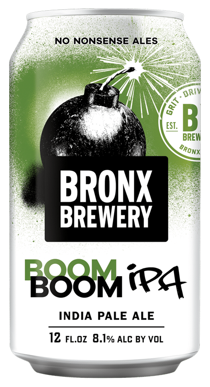 <h3>BOOM BOOM</h3><span style='color: #5a873a;'>Seasonal IPA</span>