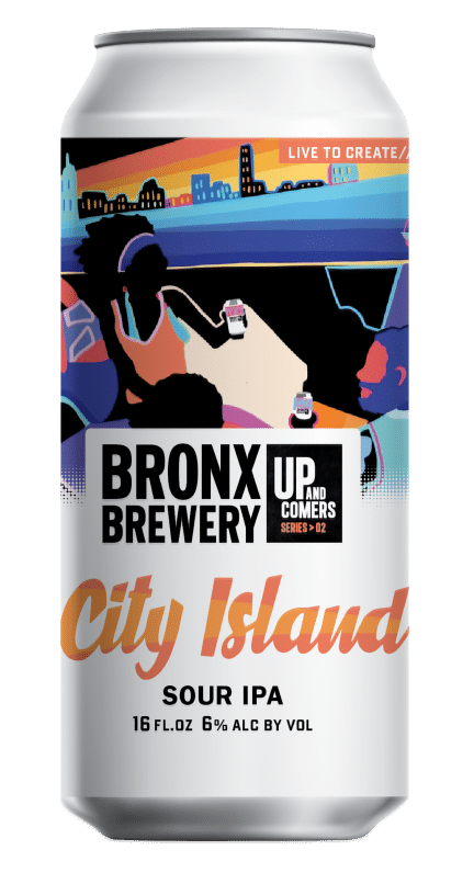 <h3>City Island Sour</h3><span style='color: #e7775b;'>IPA</span>