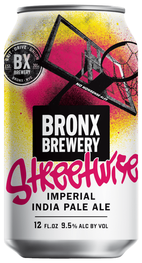<h3>Streetwise</h3><span style='color: #b20751;'>Imperial IPA</span>