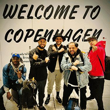 #FromTheBronxToTheWorld: Perico, Empanology, Porter Join Sweden Trip