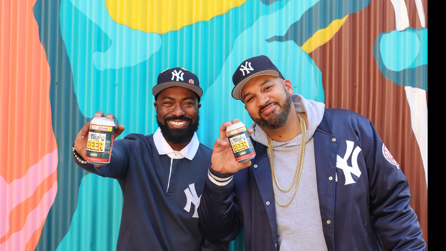 DESUS & MERO® on SHOWTIME® and THE BRONX BREWERY ANNOUNCE THE LAUNCH OF 'BODEGA BOYS BEER'