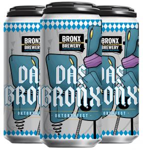 Das Bronx 16-oz 4-Pack