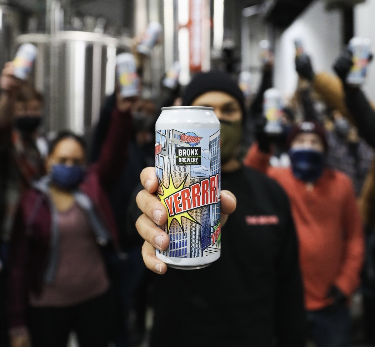 THE BRONX BREWERY AND BEER KULTURE ANNOUNCE NEW INTERNSHIP DESIGNED TO PROMOTE DIVERSITY IN CRAFT BEER